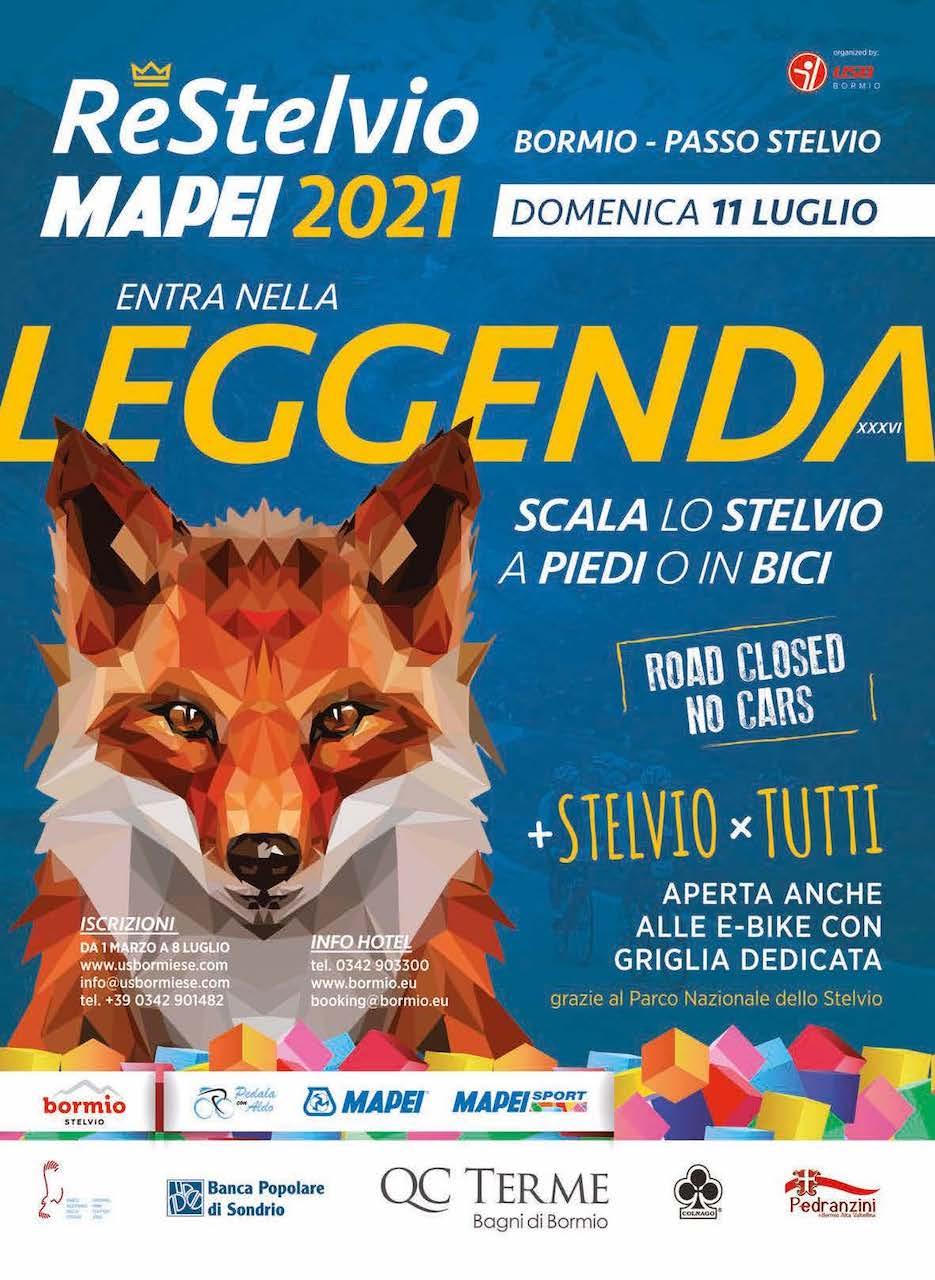 La adv di Re Stelvio Mapei sul numero di Dicembre 2020 di Cicloturismo